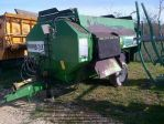 Forage wagon KEENAN 80 FP